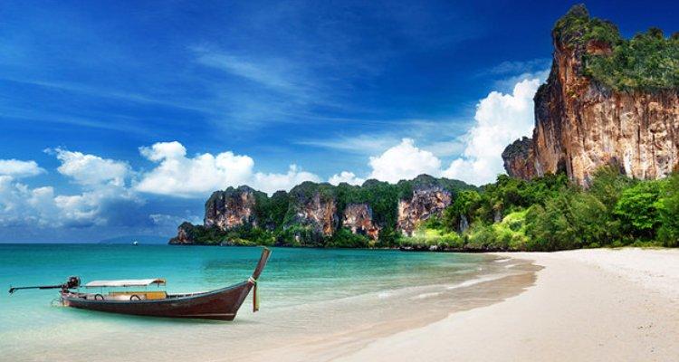 5 Pantai Eksotis di Thailand Wajib Dikunjungi