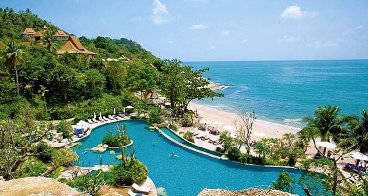 5 Tempat Terbaik di Ko Phangan Thailand