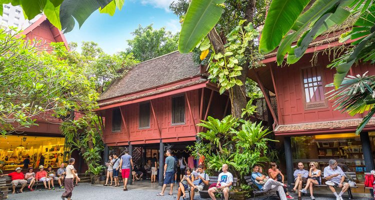 Jim Thompson House and Museum