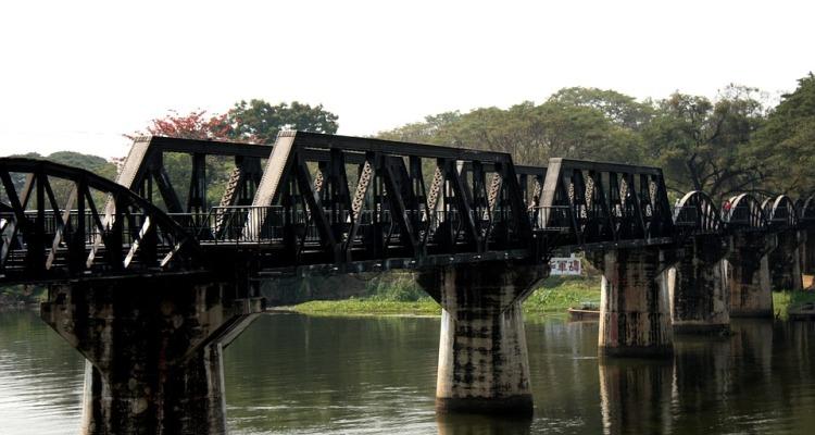 Jembatan Sungai Kwai