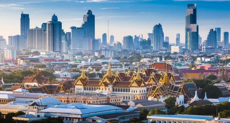 Cara Menghabiskan 8 Hari di Daratan Thailand
