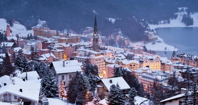St. Moritz, Destinasi Wisata Hits di Swiss