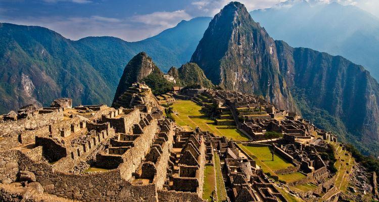 Machu Picchu, Kota yang Hilang di Peru