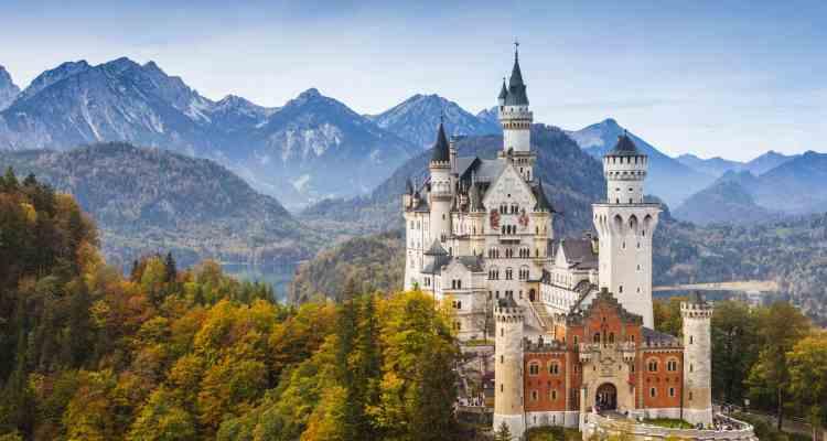 13 Tempat Wisata Paling Hits di Jerman